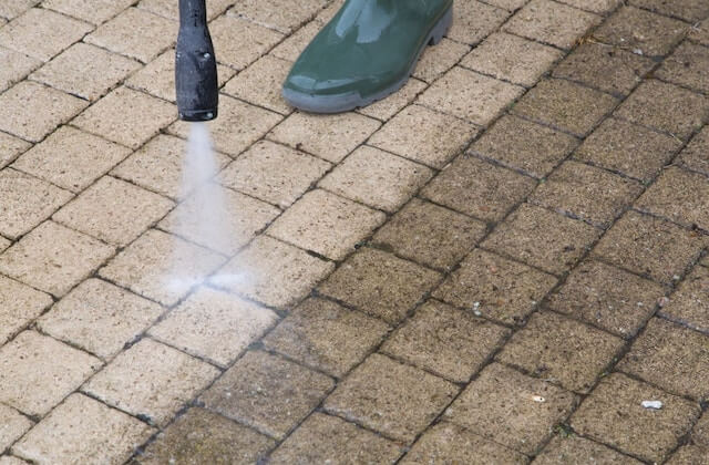 fontana patio cleaning