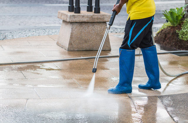 commercial cleaning fontana